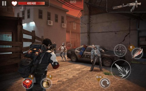 Скриншот для ZOMBIE SURVIVAL: Offline Game - 3