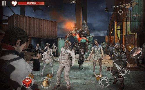 Скриншот для ZOMBIE SURVIVAL: Offline Game - 1
