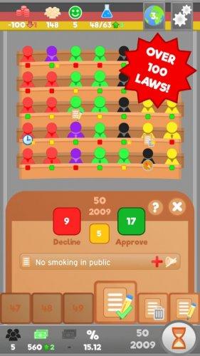 Скриншот для Lawgivers - 1