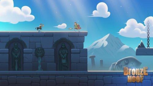 Скриншот для Bronze Hoof - 1