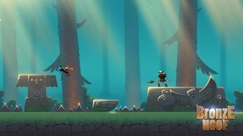 Скриншот для Bronze Hoof - 2