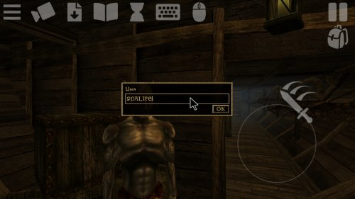 Скриншот для The Elder Scrolls III: Morrowind - 2