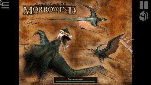 Скриншот для The Elder Scrolls III: Morrowind - 1