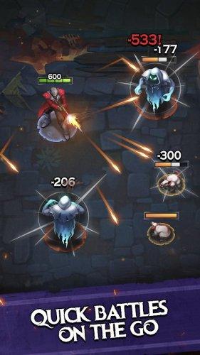 Скриншот для Monster Killer - 2
