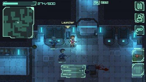 Скриншот для Endurance - space action - 2