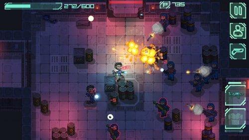 Скриншот для Endurance - space action - 3