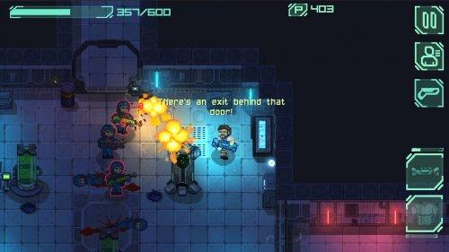 Скриншот для Endurance - space action - 1