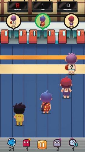 Скриншот для Catch The Train 2 - 1
