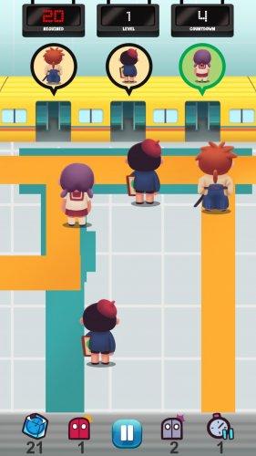 Скриншот для Catch The Train 2 - 3