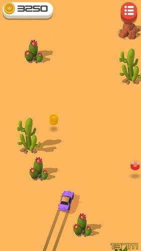 Скриншот для Мини Машинки Вождение - 1