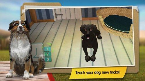 Скриншот для Dog Hotel Premium – Play with cute dogs - 2
