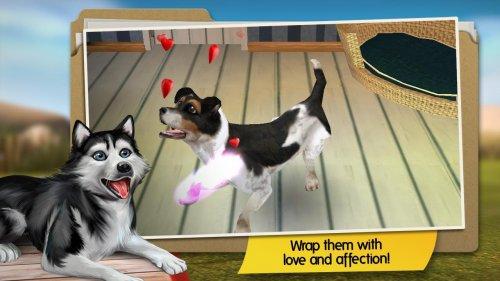 Скриншот для Dog Hotel Premium – Play with cute dogs - 1