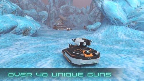 Скриншот для Clash of Tanks: Mech Battle - 3