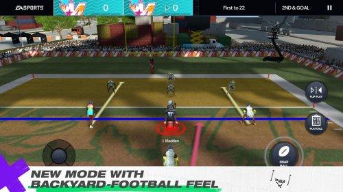Скриншот для Madden NFL 21 Mobile Football - 3
