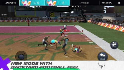 Скриншот для Madden NFL 21 Mobile Football - 2
