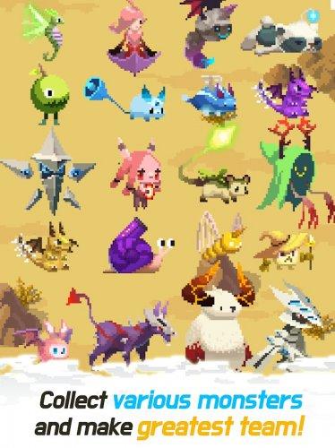 Скриншот для Berry Monsters - 2