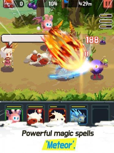 Скриншот для Berry Monsters - 3