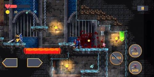 Скриншот для Castle of Varuc - 1