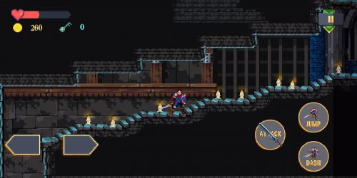 Скриншот для Castle of Varuc - 3