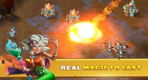 Скриншот для Clash of Legions - 1