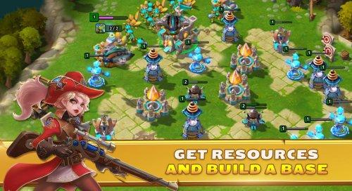 Скриншот для Clash of Legions - 3