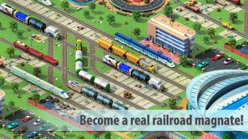 Скриншот для Megapolis: city building simulator - 3