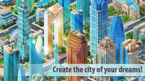 Скриншот для Megapolis: city building simulator - 1