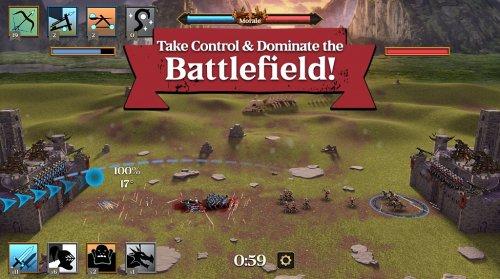 Скриншот для Arrow Master: Castle Wars - 1