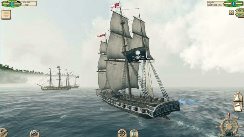 Скриншот для Pirates of SEA - 3