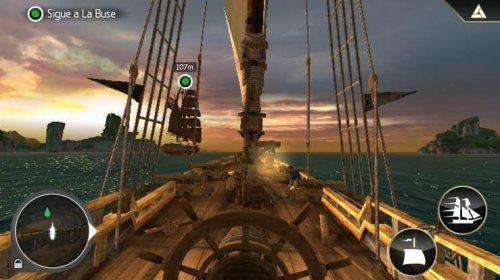 Скриншот для Pirates of SEA - 2