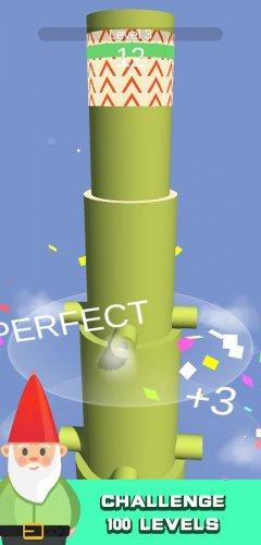 Скриншот для High Tower-Challenge 100 Layers - 1