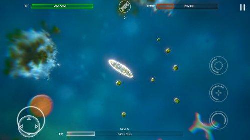 Скриншот для Bionix: Одноклеточные приключения - 1