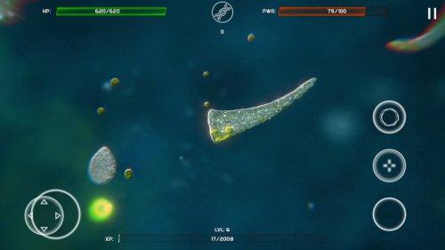 Скриншот для Bionix: Одноклеточные приключения - 2