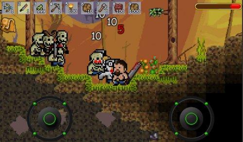 Скриншот для Pocket Craft Miner - 2