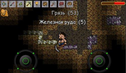 Скриншот для Pocket Craft Miner - 3