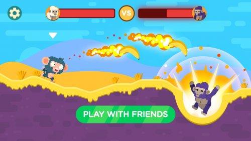 Скриншот для Monkey Attack: War Fight - 1