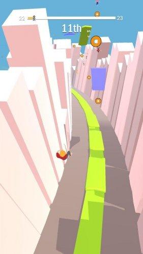 Скриншот для Cable Swing - 1