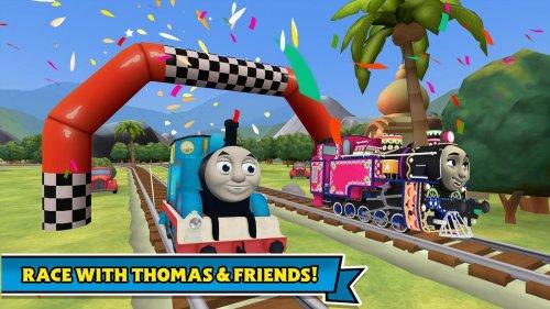 Скриншот для Thomas & Friends Adventures! - 1