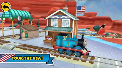 Скриншот для Thomas & Friends Adventures! - 2