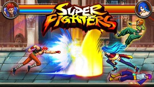 Скриншот для King of Fighting: Super Fighters - 1