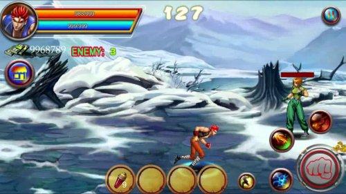 Скриншот для King of Fighting: Super Fighters - 3