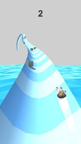 Скриншот для Waterpark Slide.io - 2