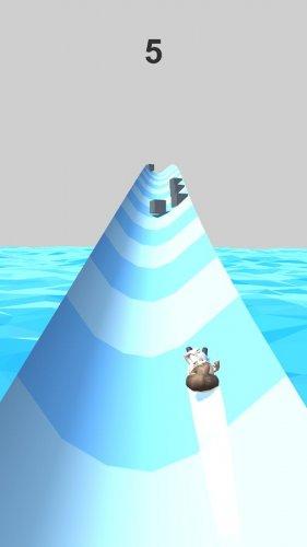 Скриншот для Waterpark Slide.io - 3