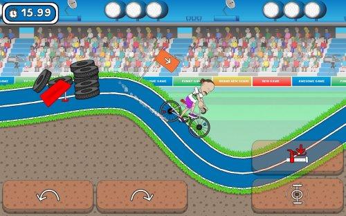Скриншот для Cartoon Sports: Summer Games - 3