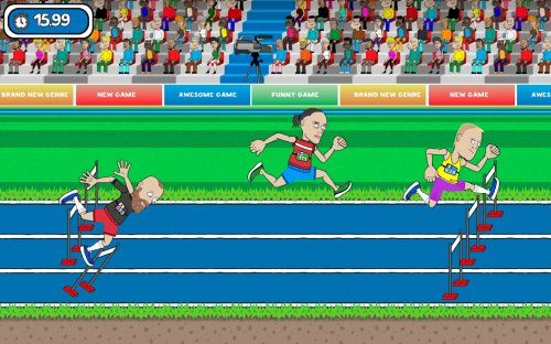 Скриншот для Cartoon Sports: Summer Games - 1