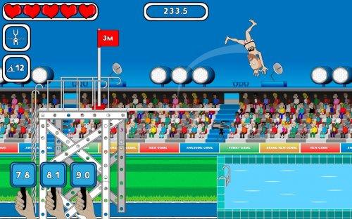 Скриншот для Cartoon Sports: Summer Games - 2