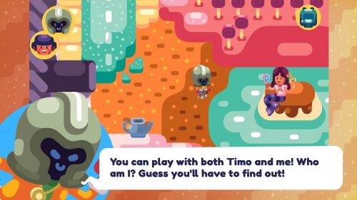 Скриншот для Timo The Game - 3
