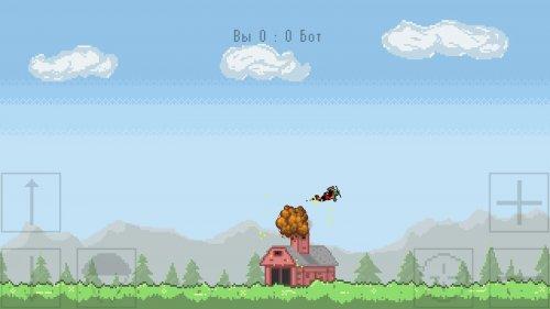 Скриншот для WI-Fi Biplanes - 2