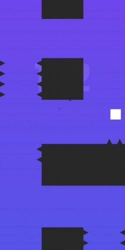 Скриншот для Jumping Square - 2