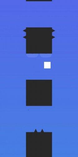 Скриншот для Jumping Square - 1